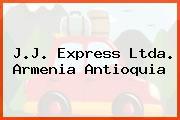 J.J. Express Ltda. Armenia Antioquia
