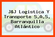 J&J Logistica Y Transporte S.A.S. Barranquilla Atlántico