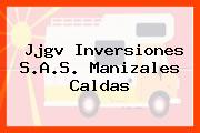 Jjgv Inversiones S.A.S. Manizales Caldas