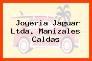JOYERIA JAGUAR LTDA. Manizales Caldas
