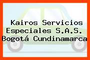 Kairos Servicios Especiales S.A.S. Bogotá Cundinamarca