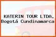 KATERIN TOUR LTDA. Bogotá Cundinamarca