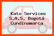 Kato Services S.A.S. Bogotá Cundinamarca
