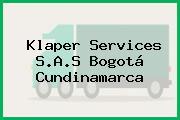 Klaper Services S.A.S Bogotá Cundinamarca