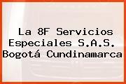 La 8F Servicios Especiales S.A.S. Bogotá Cundinamarca