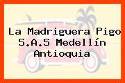 La Madriguera Pigo S.A.S Medellín Antioquia