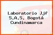 Laboratorio Jjf S.A.S. Bogotá Cundinamarca