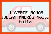 LAVERDE ROJAS JULIAN ANDRÉS Neiva Huila