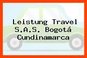 Leistung Travel S.A.S. Bogotá Cundinamarca