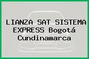 LIANZA SAT SISTEMA EXPRESS Bogotá Cundinamarca