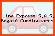 Lina Express S.A.S. Bogotá Cundinamarca