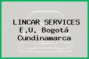 LINCAR SERVICES E.U. Bogotá Cundinamarca