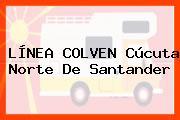 LÍNEA COLVEN Cúcuta Norte De Santander
