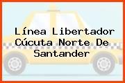 Línea Libertador Cúcuta Norte De Santander