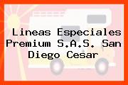 Lineas Especiales Premium S.A.S. San Diego Cesar