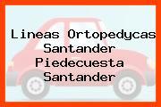 Lineas Ortopedycas Santander Piedecuesta Santander