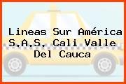 Lineas Sur América S.A.S. Cali Valle Del Cauca