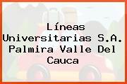 Líneas Universitarias S.A. Palmira Valle Del Cauca