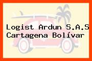 Logist Ardun S.A.S Cartagena Bolívar