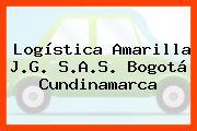 Logística Amarilla J.G. S.A.S. Bogotá Cundinamarca