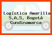 Logística Amarilla S.A.S. Bogotá Cundinamarca