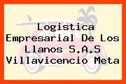 Logistica Empresarial De Los Llanos S.A.S Villavicencio Meta