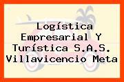 Logística Empresarial Y Turística S.A.S. Villavicencio Meta