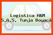 Logistica H&M S.A.S. Tunja Boyacá