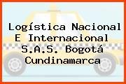 Logística Nacional E Internacional S.A.S. Bogotá Cundinamarca