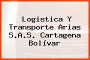 Logistica Y Transporte Arias S.A.S. Cartagena Bolívar
