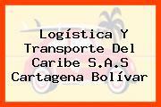 Logística Y Transporte Del Caribe S.A.S Cartagena Bolívar