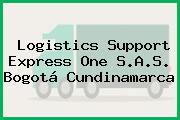 Logistics Support Express One S.A.S. Bogotá Cundinamarca