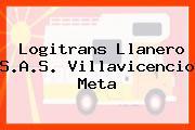 Logitrans Llanero S.A.S. Villavicencio Meta