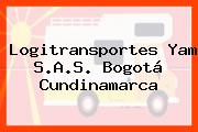 Logitransportes Yam S.A.S. Bogotá Cundinamarca