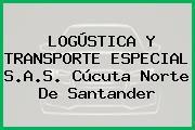 LOGÚSTICA Y TRANSPORTE ESPECIAL S.A.S. Cúcuta Norte De Santander