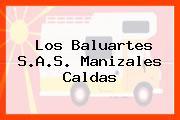 Los Baluartes S.A.S. Manizales Caldas