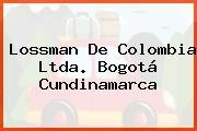 Lossman De Colombia Ltda. Bogotá Cundinamarca
