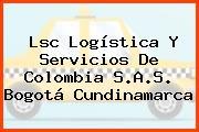 Lsc Logística Y Servicios De Colombia S.A.S. Bogotá Cundinamarca