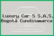 Luxury Car S S.A.S. Bogotá Cundinamarca