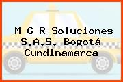 M G R Soluciones S.A.S. Bogotá Cundinamarca
