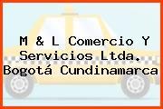 M & L Comercio Y Servicios Ltda. Bogotá Cundinamarca