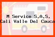 M Service S.A.S. Cali Valle Del Cauca