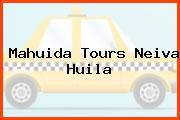 Mahuida Tours Neiva Huila