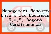Management Resource Enterprise BusInéss S.A.S. Bogotá Cundinamarca
