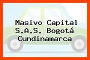 Masivo Capital S.A.S. Bogotá Cundinamarca