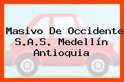 Masivo De Occidente S.A.S. Medellín Antioquia