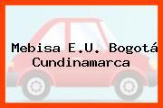 Mebisa E.U. Bogotá Cundinamarca