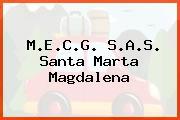 M.E.C.G. S.A.S. Santa Marta Magdalena