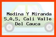 Medina Y Miranda S.A.S. Cali Valle Del Cauca