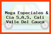 Mega Especiales & Cia S.A.S. Cali Valle Del Cauca